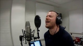 """Witchcraft Malstroem Vocal Cover by Albert """"Apa"""" Olli"""