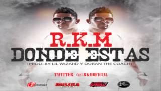 Donde Estas - Rakim (Original) (Con Letra) ★REGGAETON ROMANTICO 2013★ / LIKE VIDEO