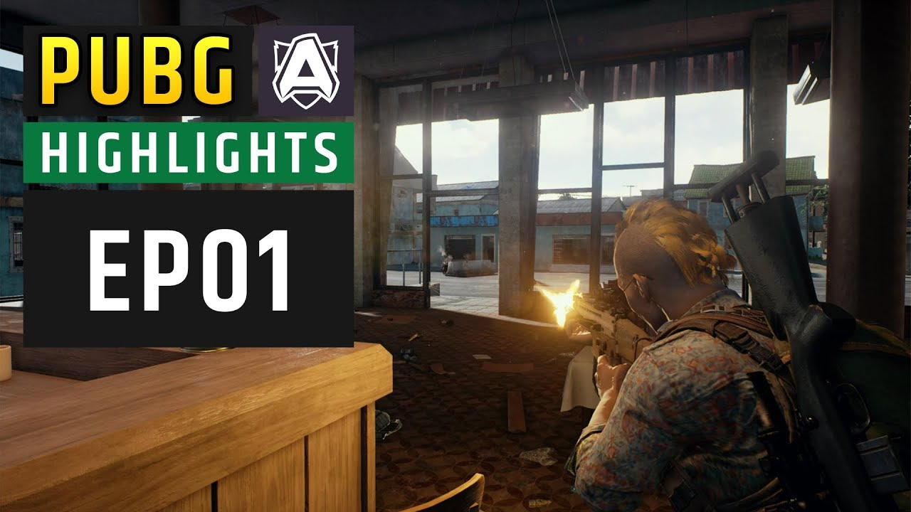 Alliance PUBG Highlights EP01 - powered by GG.Bet