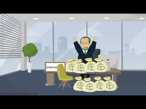 Underwriting (Insurance, Loans, IPOs, etc.) Explained in One Minute: Definition/Meaning, Examples...