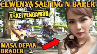 Download lagu BAPERIN CEWEK IMUT MANIS SEKSI SINGING PRANK IN PUBLIC