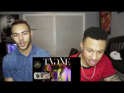 TAGNE - BLAN ft MADD & 7LIWA ( Official Music Video) Reaction Video!!!