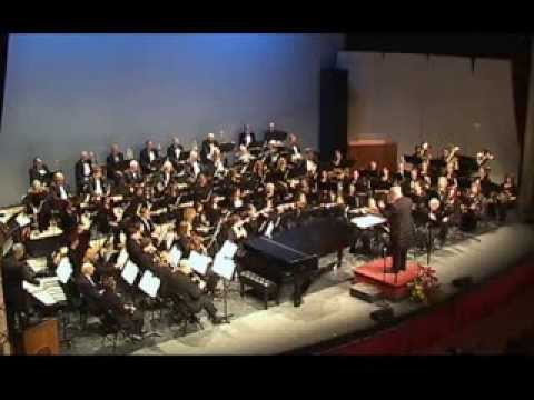 """Lakeshore Wind Ensemble 30th """"Winds of March"""""""