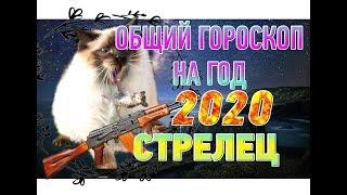 Гороскоп Стрелец на 2020 год ♐