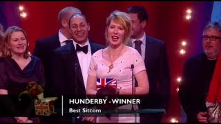 Best Sitcom: Hunderby | British Comedy Awards 2012