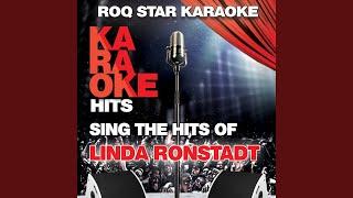 Hay Unos Ojos (Originally Performed by Linda Ronstadt) (Karaoke Version)