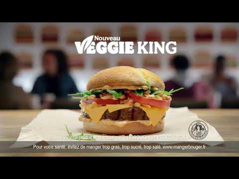 Musique de la pub   Burger King Veggie King 2021