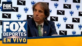 FDenVivo: Guillermo Almada en conferencia de prensa