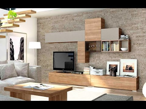 Ultra Modern TV Unit_ LCD Unit_ TV Wall Unit _TV Cabinet Design Ideas  Plan  N Design