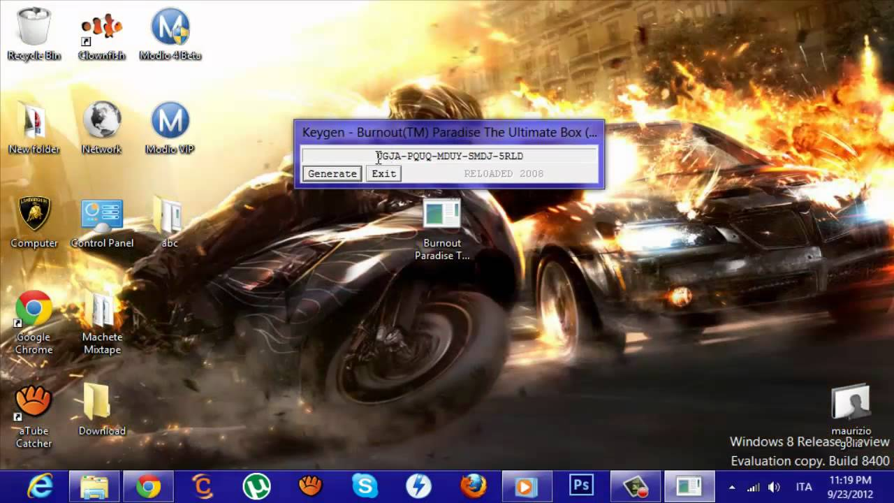Buy burnout paradise remastered cd key compare prices.