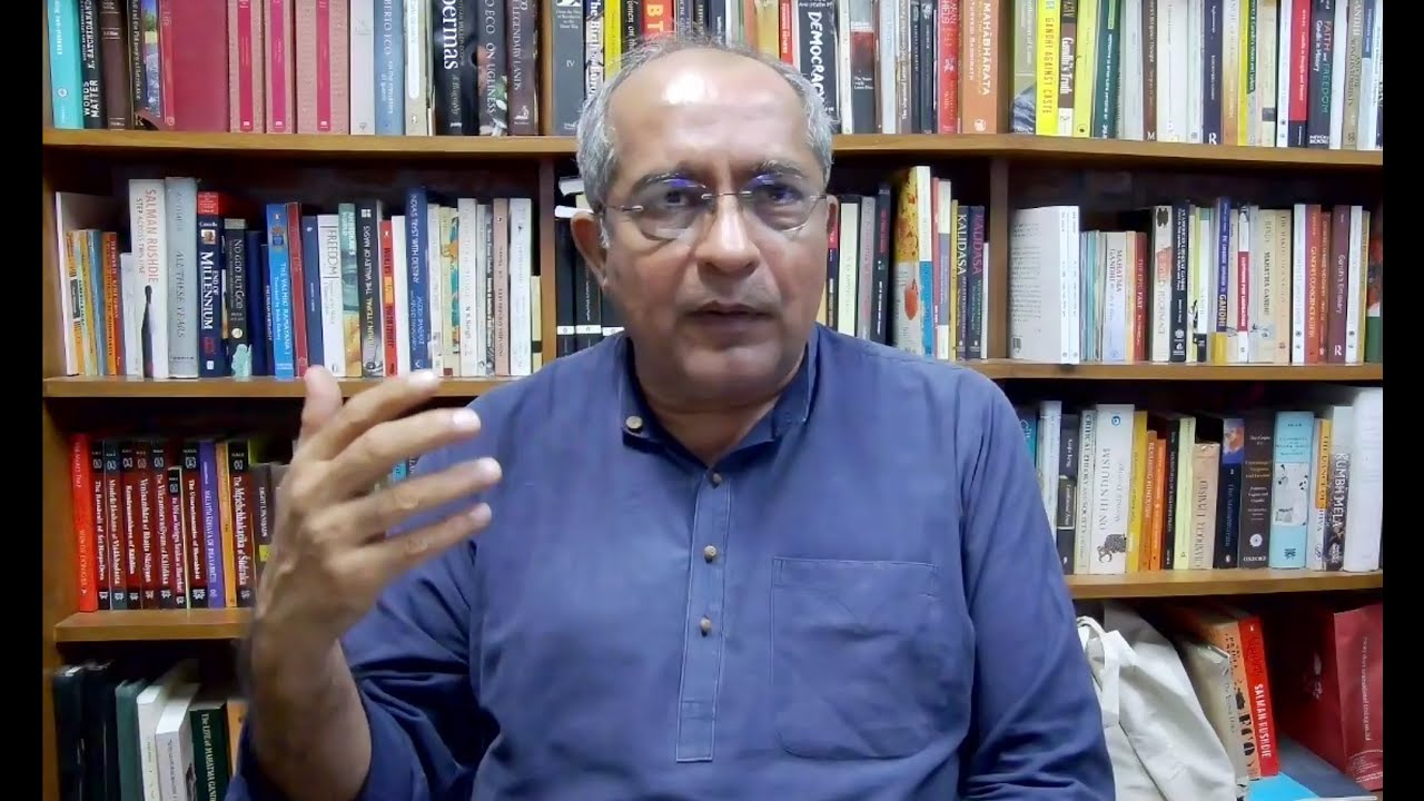 CPP Foundation Day lecture titled, 'The Centre Cannot Hold' by Prof. Tridip Suhrud on July 10, 2020