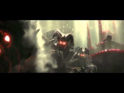 Diablo 3 Azmodan Lord of Sin HD Cinematic Trailer