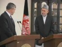 The Prime Minister in Afghanistan