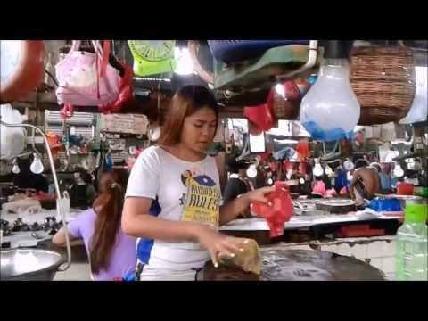 Palao Public Market: Iligan City, Mindanao, Philippines