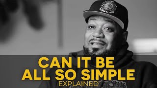 """Wu-Tang Clan's """"Can It Be All So Simple"""" Explained (36 Chambers Episode 5)"""