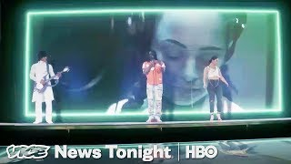 The Billionaire Leading The Hologram Industry Has Some Serious Allegations Against Him (HBO)