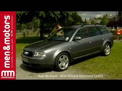 Audi A6 Avant - With Richard Hammond (2000)