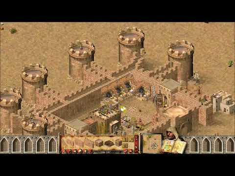 Stronghold Crusader AI Tournament S2 E20 The Emperor Against Saladin