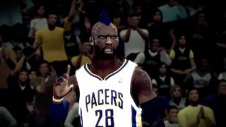 NBA 2K12 PC My Player - [12th game] Short Intro