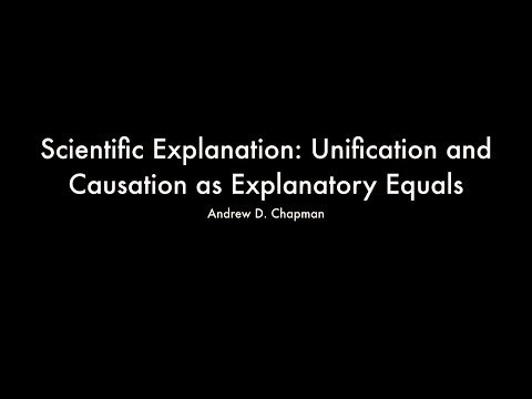 Scientific Explanation: Unification and Causation As Explanatory Equals