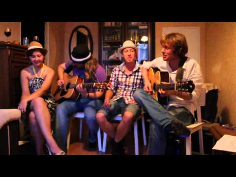 Broaway Blues Band - In the summertime (Mungo Jerry acoustic cover)