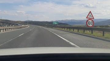 Autostrada A1 portiunea Sebes - Sibiu