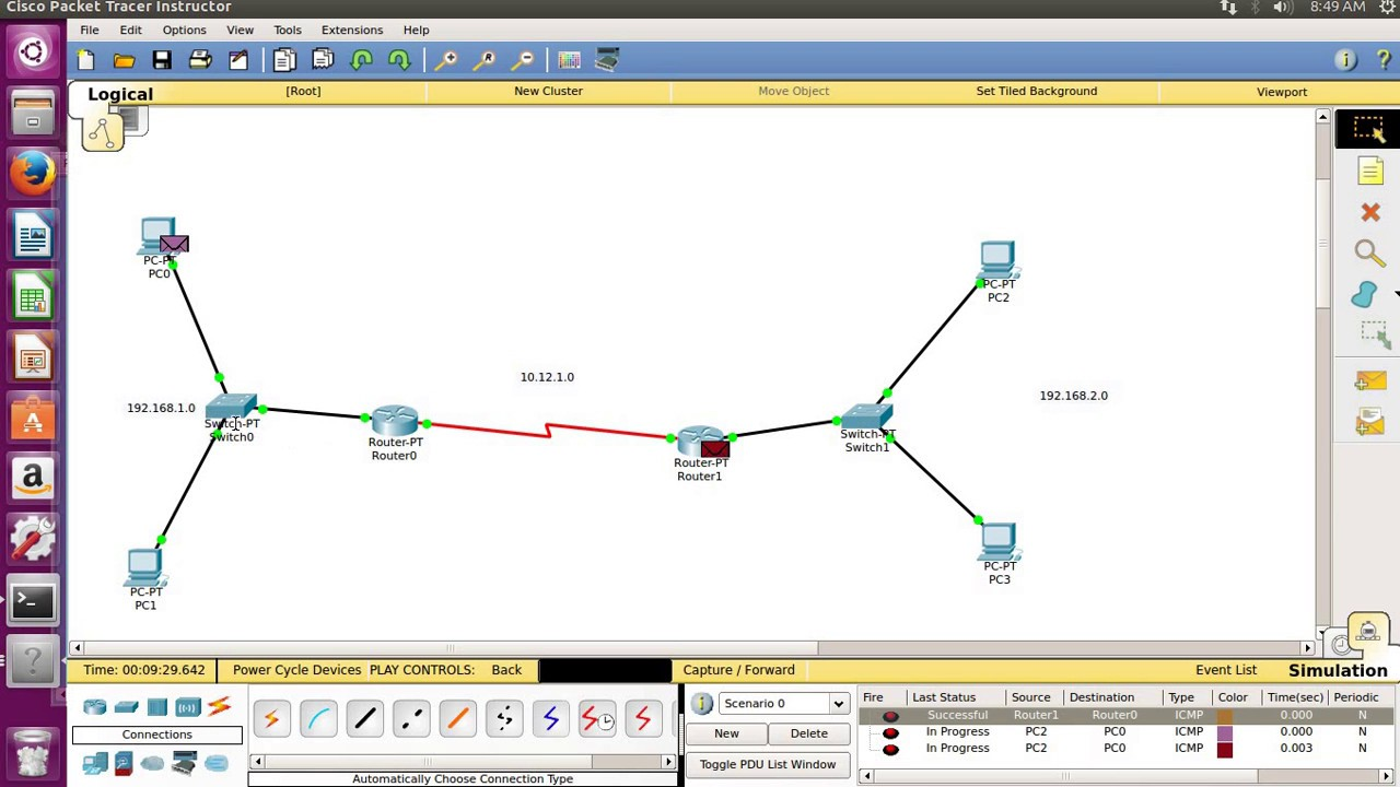 Cisco packet tracer tutorial for beginners in easy way!!