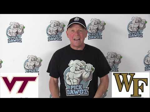 Wake Forest vs Virginia Tech 1/14/20 Free College Basketball Pick and Prediction CBB Betting Tips