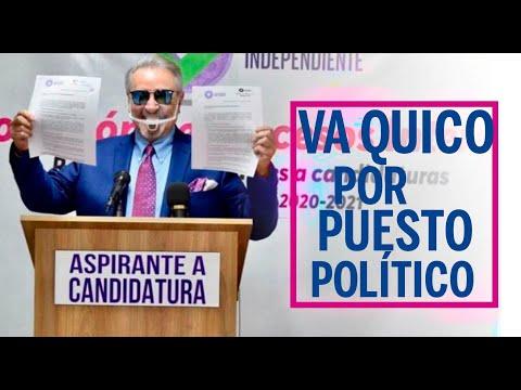 Va Quico por puesto político