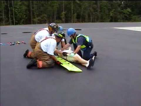 long spine board pocket tools training ncosfm youtube