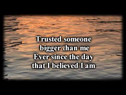 Something In The Water - Carrie Underwood - Worship Video with lyrics