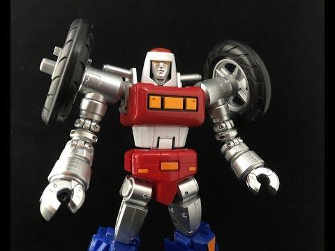KNERDOUT Episode 207 Action Toys DX Bike Robo Cy-Kill Machine Robo Toy Review