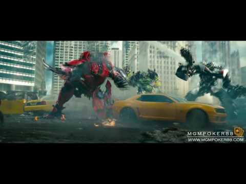 [Alan Walker - Faded] - Transformers Dark of the Moon It's Our Fight