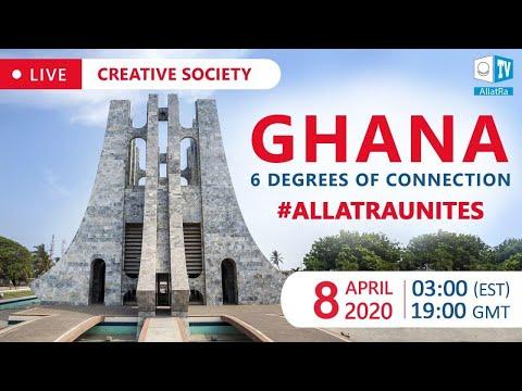 Residents Of Ghana On Creative Society