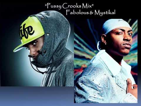P*ssy Crooks Mix (Audio Only) - Fabulous & Mystikal mp3