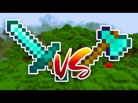 Minecraft: Sword Vs Axe - Which Is Better For Combat?
