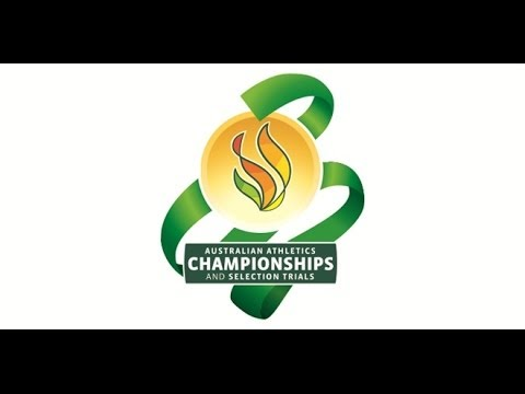 Live Stream: Day 1 (AM) Australian Athletics Championships & Comm Games Trials. 3rd April AM Session