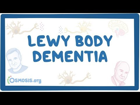 Lewy Body Dementia - Causes, Symptoms, Diagnosis, Treatment, Pathology