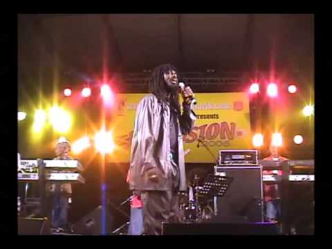 Cornell Campbell LIVE IN JAPAN 2005 part 1