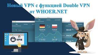 новый VPN с функцией Double VPN