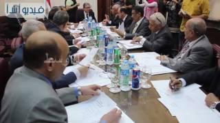 بالفيديو: اجتماع الوطنية للصحافة لمناقشة اختيار رؤساء تحرير الصحف