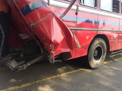 Vavuniya Accident CCTV -11.02.2017