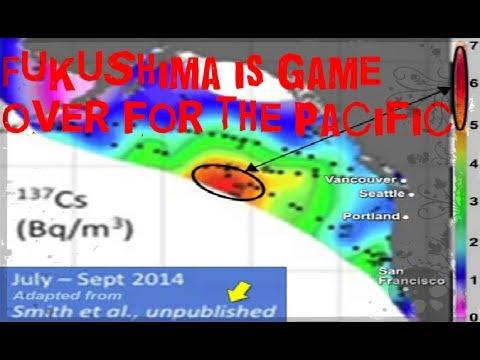 Fukushima Radiation Kills Ocean & Climate Changed Paris Accord Pro Nuclear