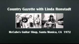 【CGUBA102】Country Gazette with Linda Ronstadt 1972