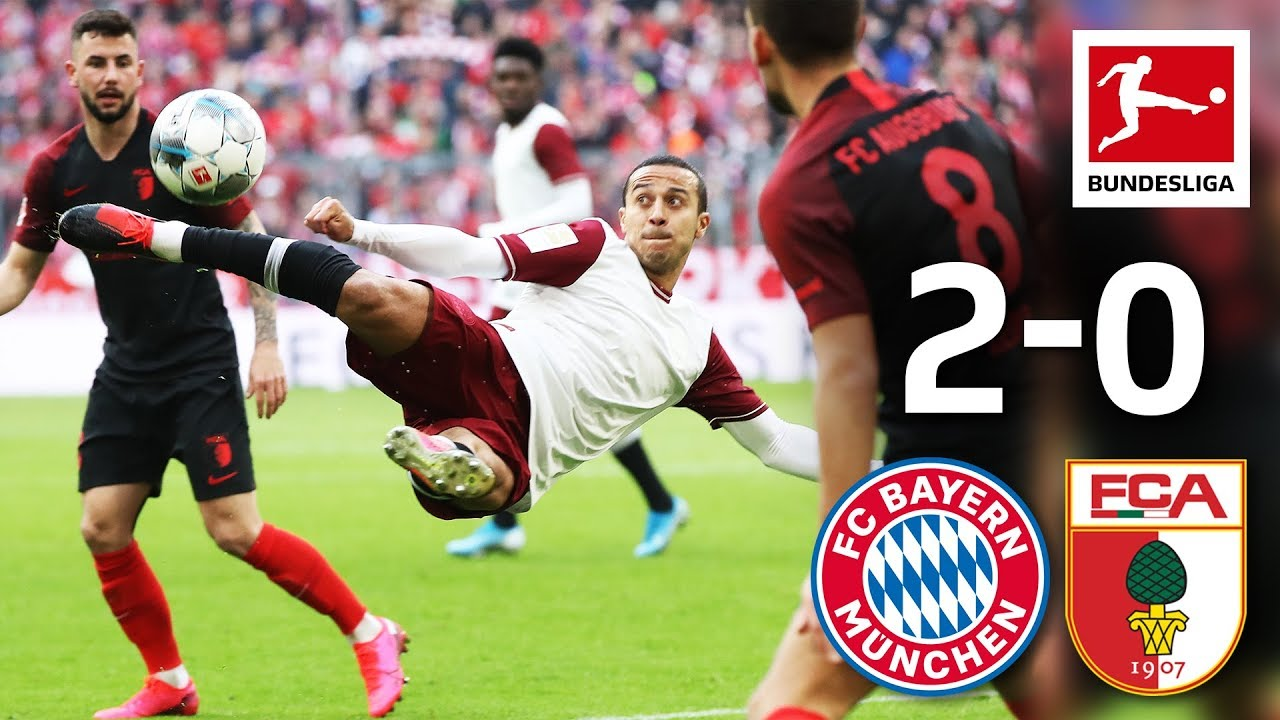 Bayern Munich extends its Bundesliga lead with Sunday's 2-0 win at ...