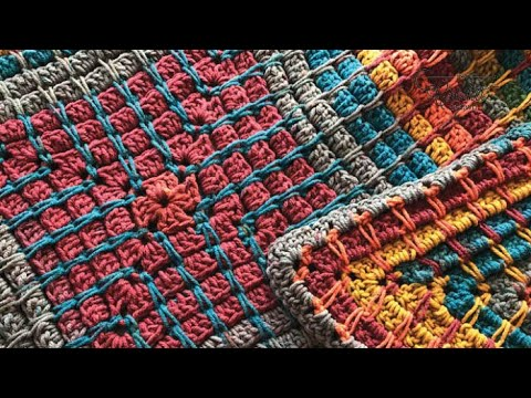 How to Crochet Pandora's Box Blanket