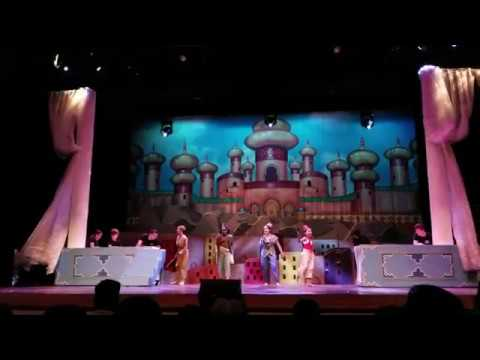 Aladdin Act 2-4 High Adventure