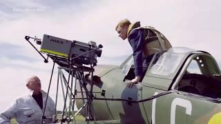 Así se hicieron las escenas de avión en Dunkerque