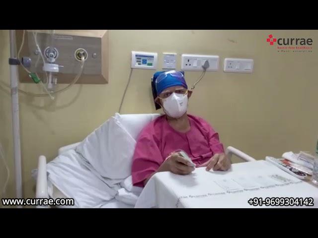 Mr. Ramesh Panchamatia | General Surgery | Dr. Rajiv vaishampayan | Currae Hospitals