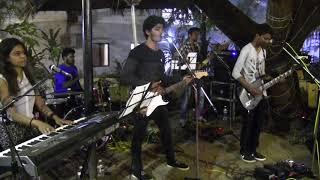 "Goan Band  "" K7 ""   ROck n Roll - LIVE at PHAT CAT"